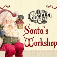 Santas Workshop - Christmas Stroll