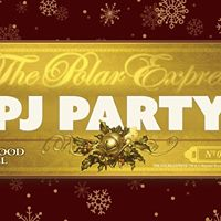 Santas Polar Express PJ Party