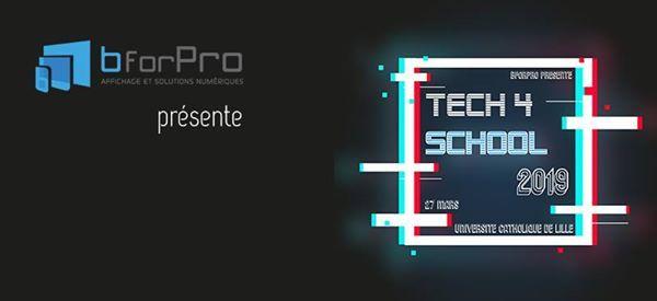 Tech 4 School 5 - linnovation numrique pour lducation