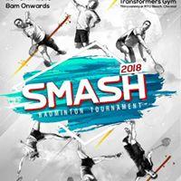 Smash 2018 Badminton Tournament