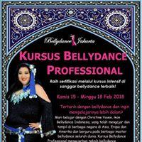 Kursus Bellydance Professional - Level 1