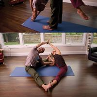 Partner Yoga with Rasoul Sobhani