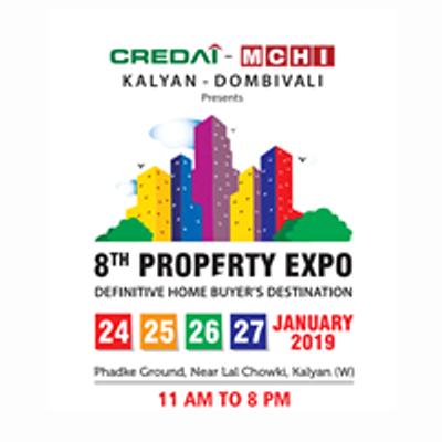 Credai Mchi kalyan dombivli property expo 2019