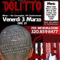Cena con Delitto at Miros Pub &amp Pizza (Castelvetrano)