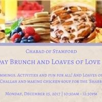 Mega Family Day Brunch &amp Loaves of Love Cooking