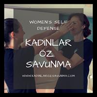 WSD Womens Self Defense -Kadınlar Öz Savunma Teknikleri Dersleri