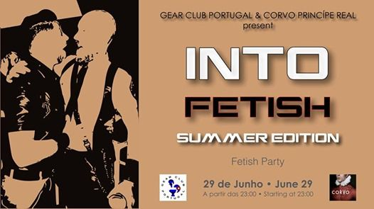 Into Fetish - Summer Edition (Fetish party)