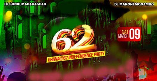 Ghana Independence/ Afrobeat Dancehall Hip Hop R&B | sundbyberg