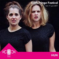 Genieten met Hun op het Delft Fringe Festival 2017