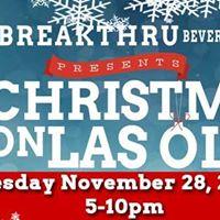 BreakThru Beverage Florida presents 55th Christmas on Las Olas