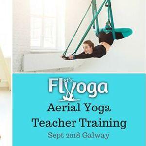 Certified Aerial Yoga Teacher Training Course