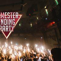 Semester Ending Party  Kesselhaus Augsburg