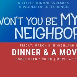 Wont You Be My Neighbor Screening