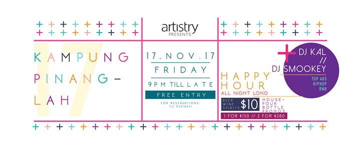 Artistry presents Kampung Pinang-lah 2