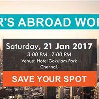 Masters Abroad Workshop