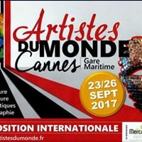 Vernissage Artistes du Monde Cannes