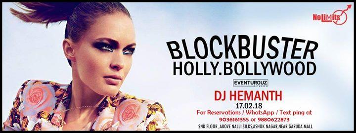 Blockbuster Holly-Bollywood Carnival at No Limmits