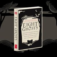 Eight Ghosts Meet the Author
