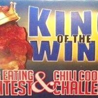 KING OF THE WING &amp CHILI COOKOFF