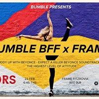 Bumble BFF x Frame