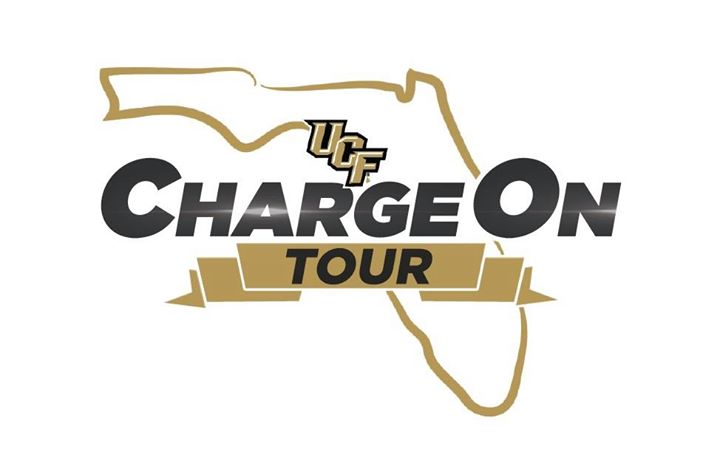 ucf charge on tour at america 39 s backyard fort lauderdale