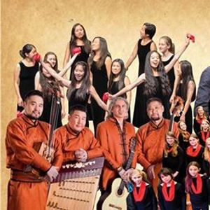 Serenade The Human Journey St. Pauls Episcopal in Alexandria VA