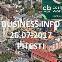 Business Info Pitesti