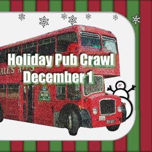 Holiday Pub Crawl