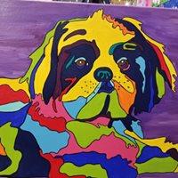 Pop Art Pets Fundraiser