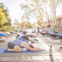 SLO Marathon Festival Weekend Free YouthYogi Yoga