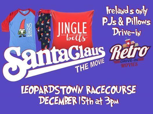 Santa Claus - The Movie PJs & Pillows Drive-in Movie