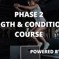 EPI Phase 2 Strength &amp Conditioning Course