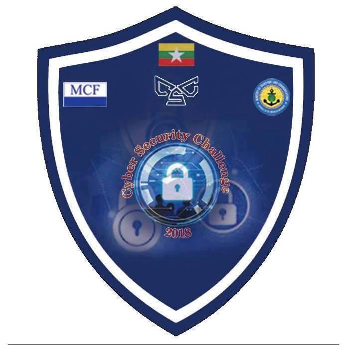 Myanmar Cyber Security Challenge (2018)