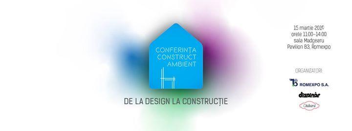 Conferina Construct  Ambient