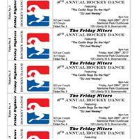 8th Annual Friday Niters Hockey Dance