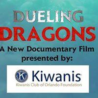 Dueling Dragons Film Debut