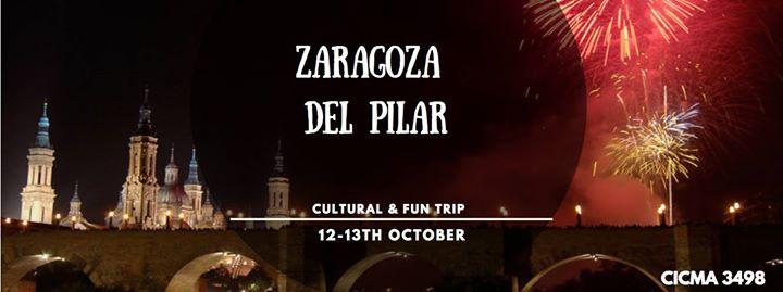 Zaragoza Del Pilar Festival Trip (12-13 October-SOLD OUT)