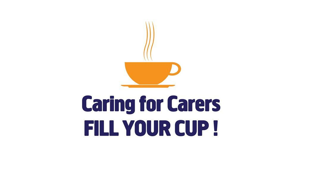 Caring for Carers Fill Your Cup Event