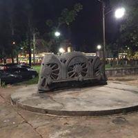 Plantio Rua Xv De Novembro E Praa Da Estao Ferroviria