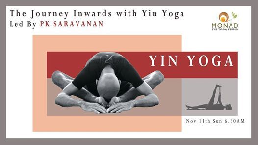 Journey inwards through Yin Yoga