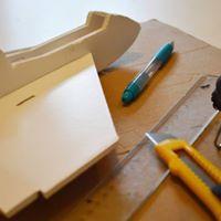 Workshop machete aeronave