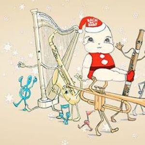 Croydon - Bach to Baby Christmas Family Concert