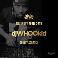 DJ Whoo Kid - Thursday April 27th - Lost And Found