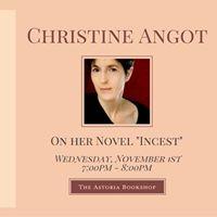 Christine Angot on &quotIncest&quot