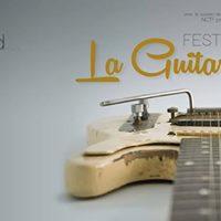 Festival La Guitare DOr 2017