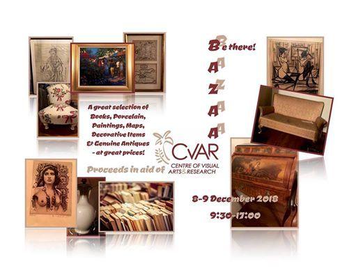Bazaar in aid of CVAR