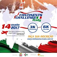 Continents Challenge Italy