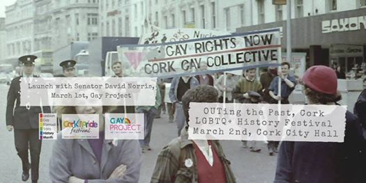 OUTing the Past Cork - Lgbtq History Festival