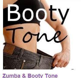 Mondays 6.30pm - Booty Tone & Zumba