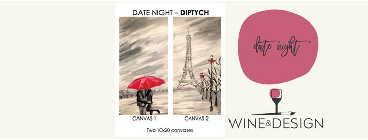 Date Night Love In Paris At Wine Design Lees Summit